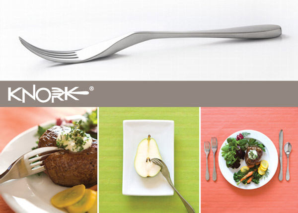 Knork Flatware Experience the Knork Difference